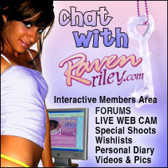 Official Raven Riley Website